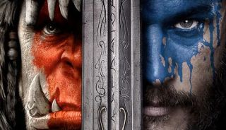 Warcraft movie poster detail