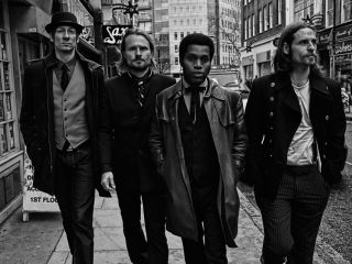 Vintage Trouble are one of many great acts appearing at Bath Racecourse in July