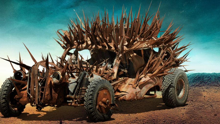 Car-nage! George Miller talks about Mad Max: Fury Road's ...