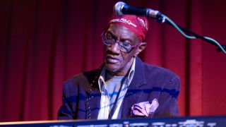 Made possible by Kickstarter, Bernie Worrell and his Orchestra will be touring in a new van... but no jet