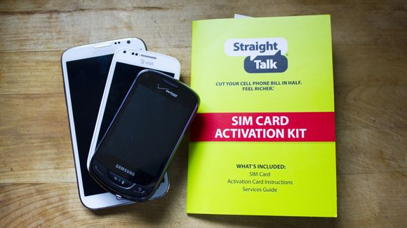 Straight Talk Verizon, AT&T and T-Mobile: is ditching contracts