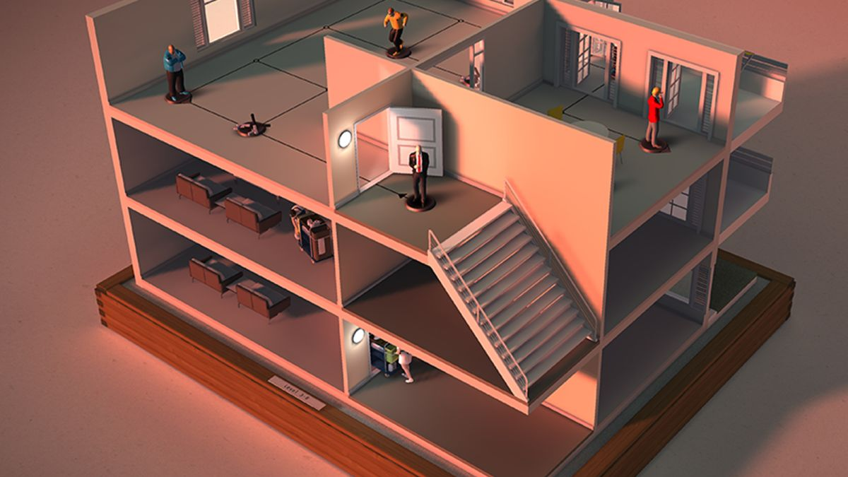 Hitman Go: Definitive Edition | GamesRadar+