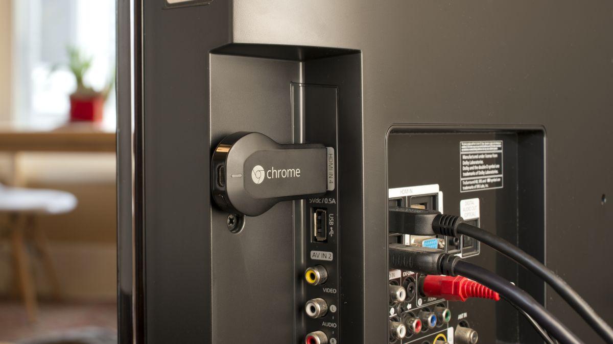 Chromecast 2013 Techradar