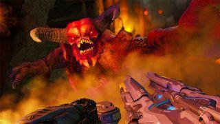 Doom Xbox One X