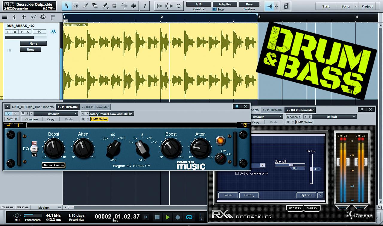 11 cutting-edge drum 'n' bass production tips | MusicRadar