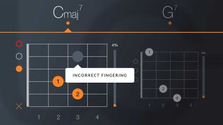 Can the Uberchord Guitar app replace guitar teachers?