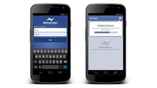 Facebook teams up to offer cut-price messaging for mobiles