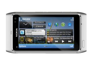 The Nokia N8 staying at 16GB for now