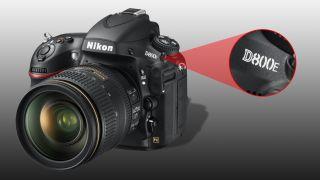 Nikon D800E counterfeit alert