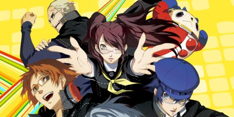 Persona 4 Golden review | GamesRadar+