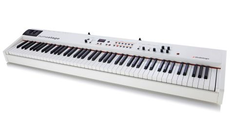 The Numa Stage benefits from being relatively portable for an 88-note keyboard and offers useful MIDI controls features