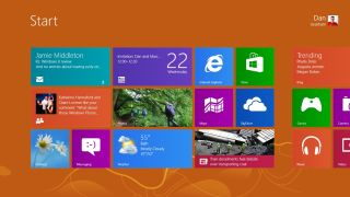Only a quarter of users preferred Windows 8
