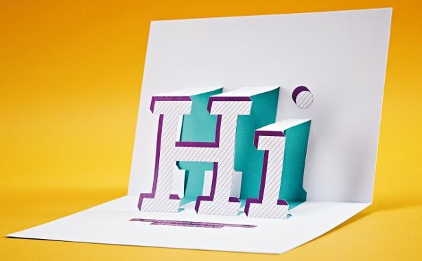 pop ups design