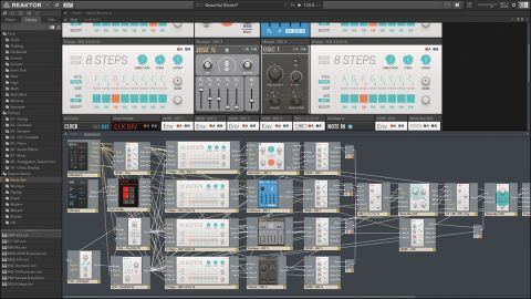 how much is Reaktor 6?