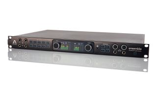 The front panel helps support the feeling that the revised interface is a class above its predecessor