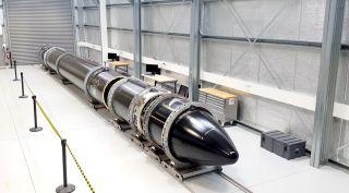 electron rocket