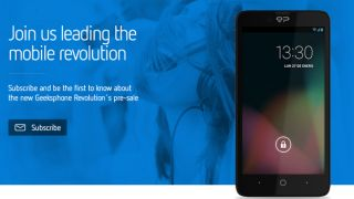 You want a Revolution Geeksphone with Firefox OS and Android lands Feb 20