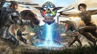 Ark: Survival Evolved Survival of the Fittest