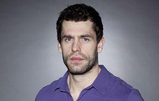 Emmerdale star Kelvin Fletcher as Andy