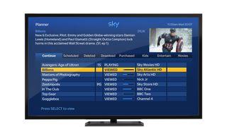 Sky+ customers - not being forgotten