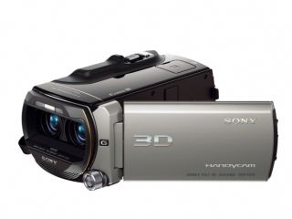 Sony releases new prosumer 3D Handycam for budding James Camerons