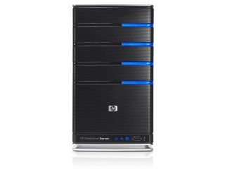 HP's Mediasmart servers: too pretty to hide in a cupboard