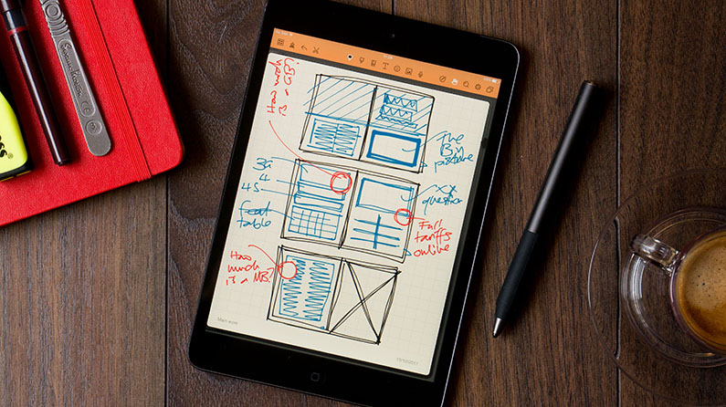 The 14 Best IPad Apps For Designers