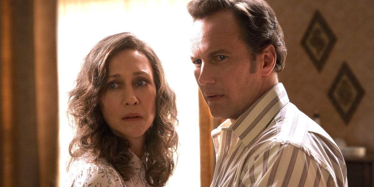 Vera Farmiga and Patrick Wilson