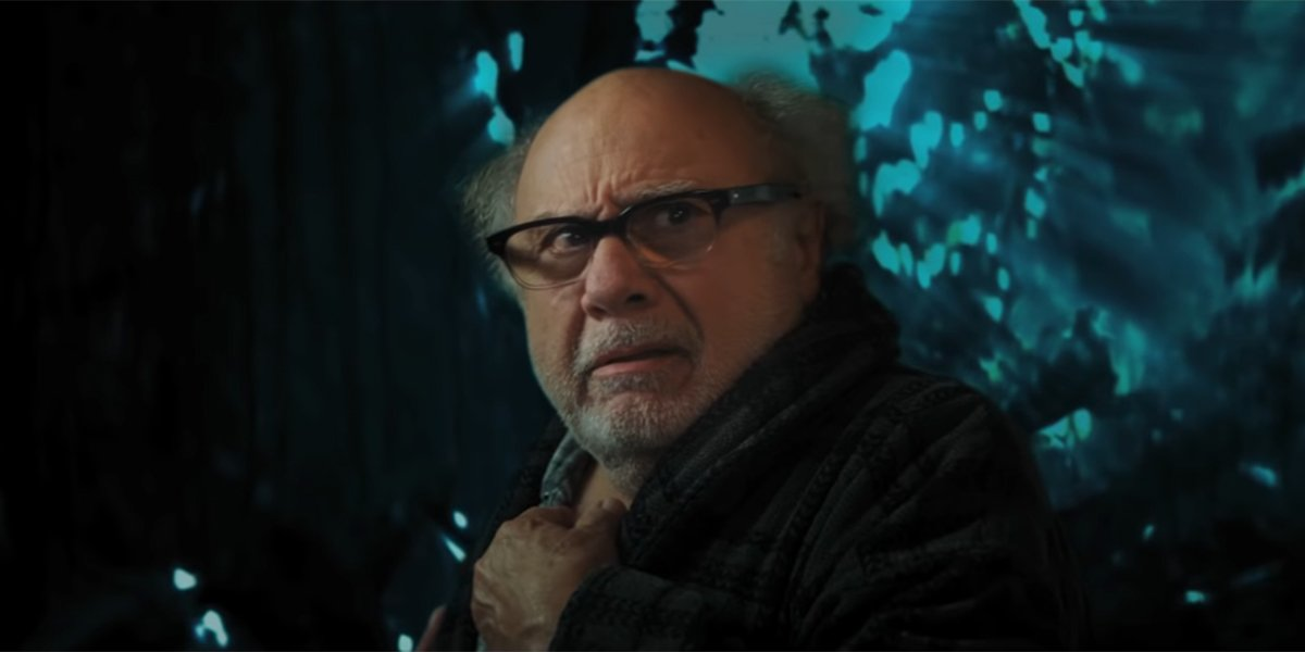 Danny DeVito in Jumanji: The Next Level