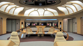 Bridge Star Trek: The Next Generation