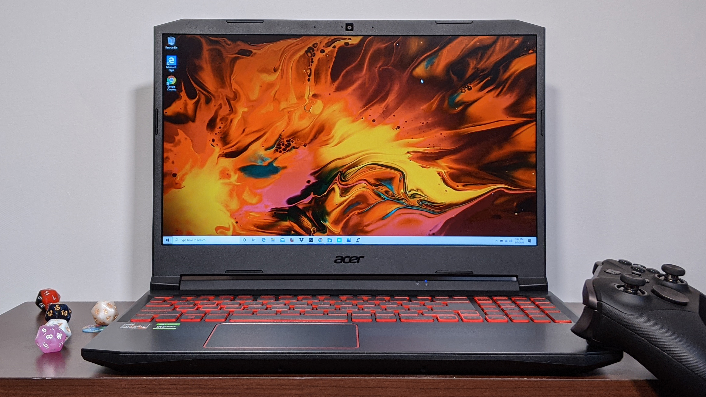 Acer Nitro 5 Amd 2020 Review Laptop Mag