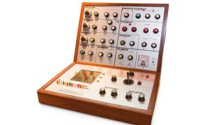 The EMS VCS3 born in the summer of 69