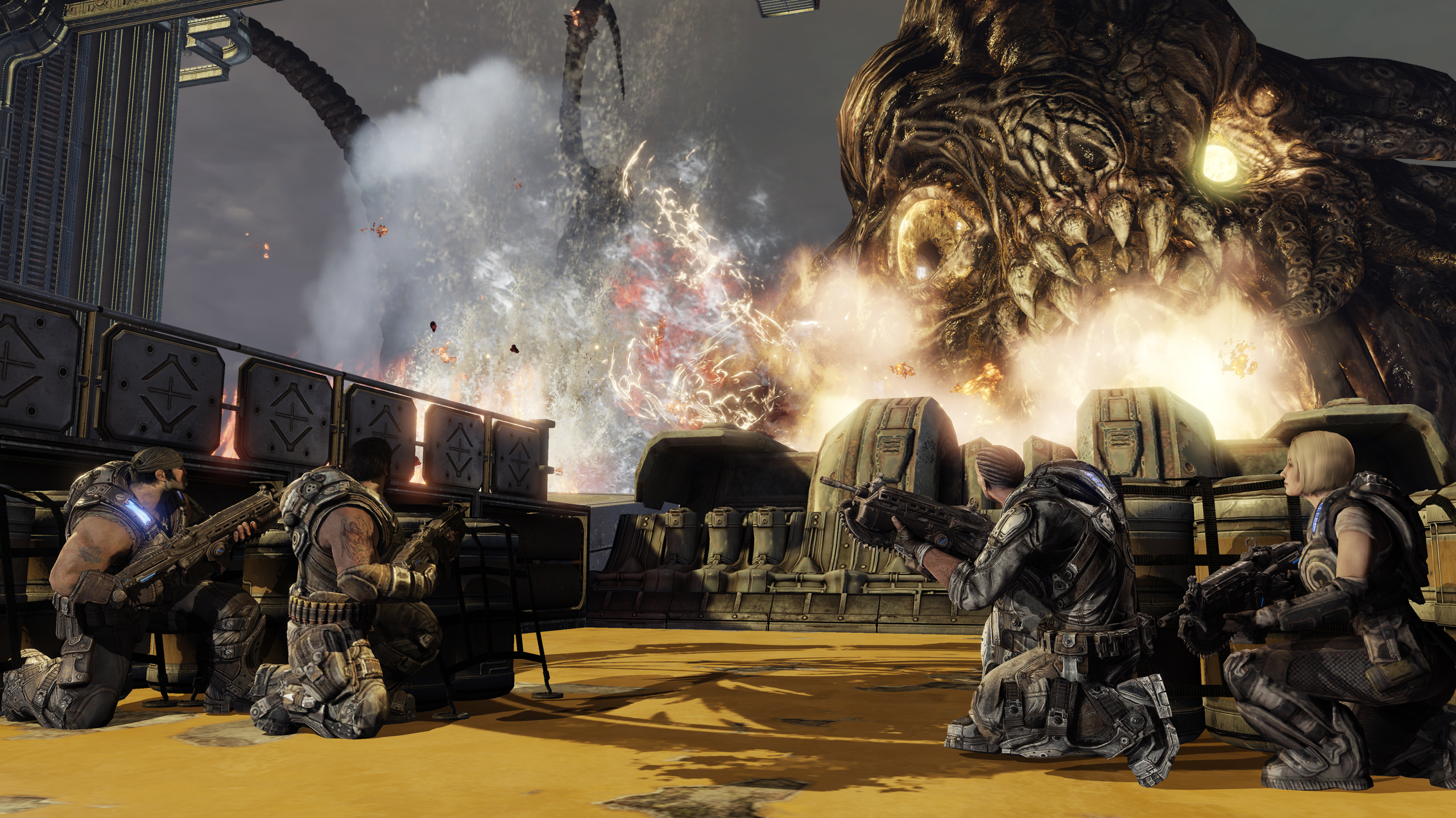 Gears Of War 3 Secrets And Easter Egg Guide Page 2 Gamesradar