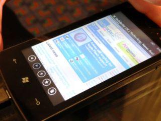 Windows Phone 7 Series - a little bit feature light