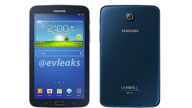 Samsung Galaxy Tab 3 7.0 appears in new Blue hue, will it show up at IFA?