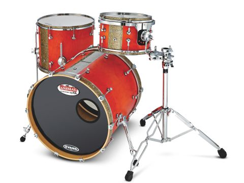 Quality production means that each of the drums is almost perfectly circular.