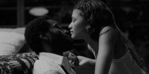 Zendaya's Quarantine Movie With John David Washington Looks Super Emotional In First Netflix Trailer For Malcolm And Marie