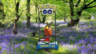 Pokemon Go Tepig