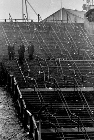 Disasters and Accidents – Ibrox Stadium Disaster – Glasgow