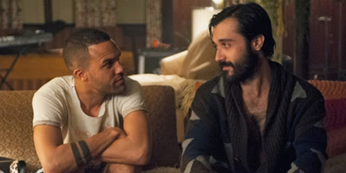 O-T Fagbenle and Frankie J. Alvarez on Looking