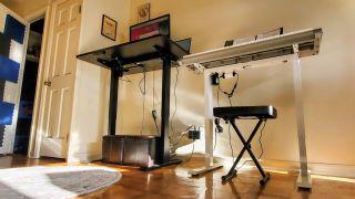 Flexispot Electric Height Adjustable Standing Desk Review (EN1B+R4830B)
