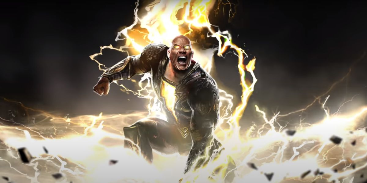 Dwayne Johnson Compares Black Adam To Superman, Now Give Me The Crossover