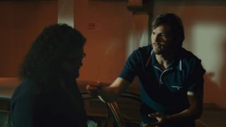 Woz the first not particularly flattering clip from jOBS is not particularly accurate