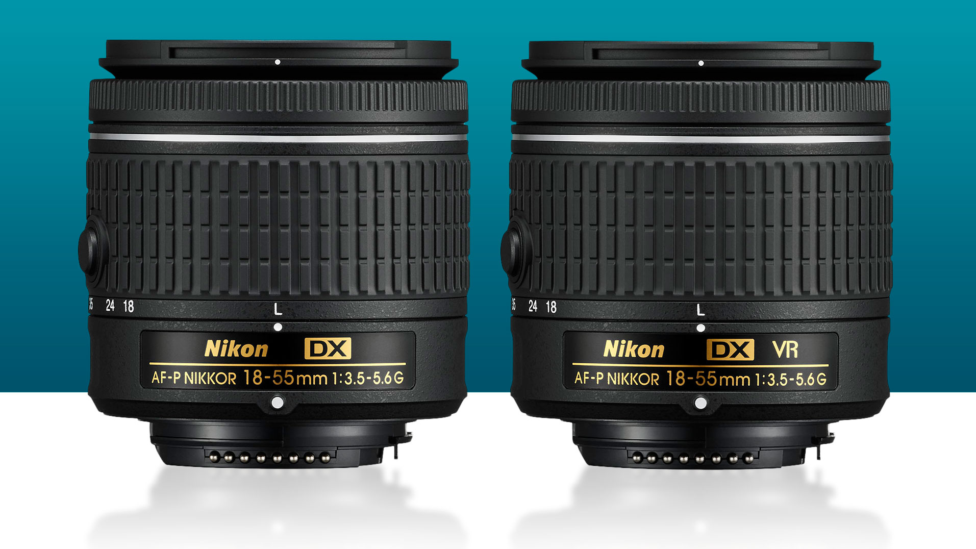 Nikon aims new AF-P kit lenses at entry-level DSLRs and
