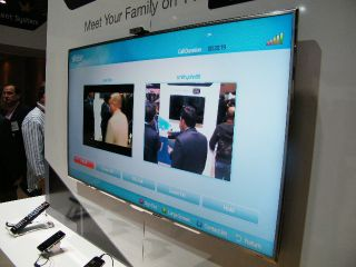 Samsung Smart Hub decent on demand offering