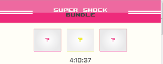 super shock bundle