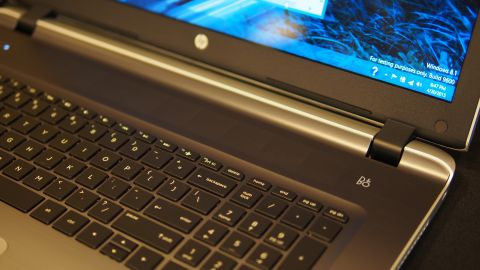 Hands on: HP Pavilion 15 (2015) review | TechRadar