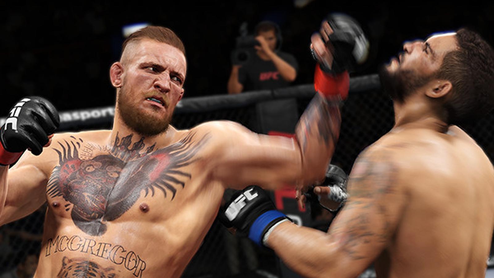 EA Sports UFC 2 review | GamesRadar+