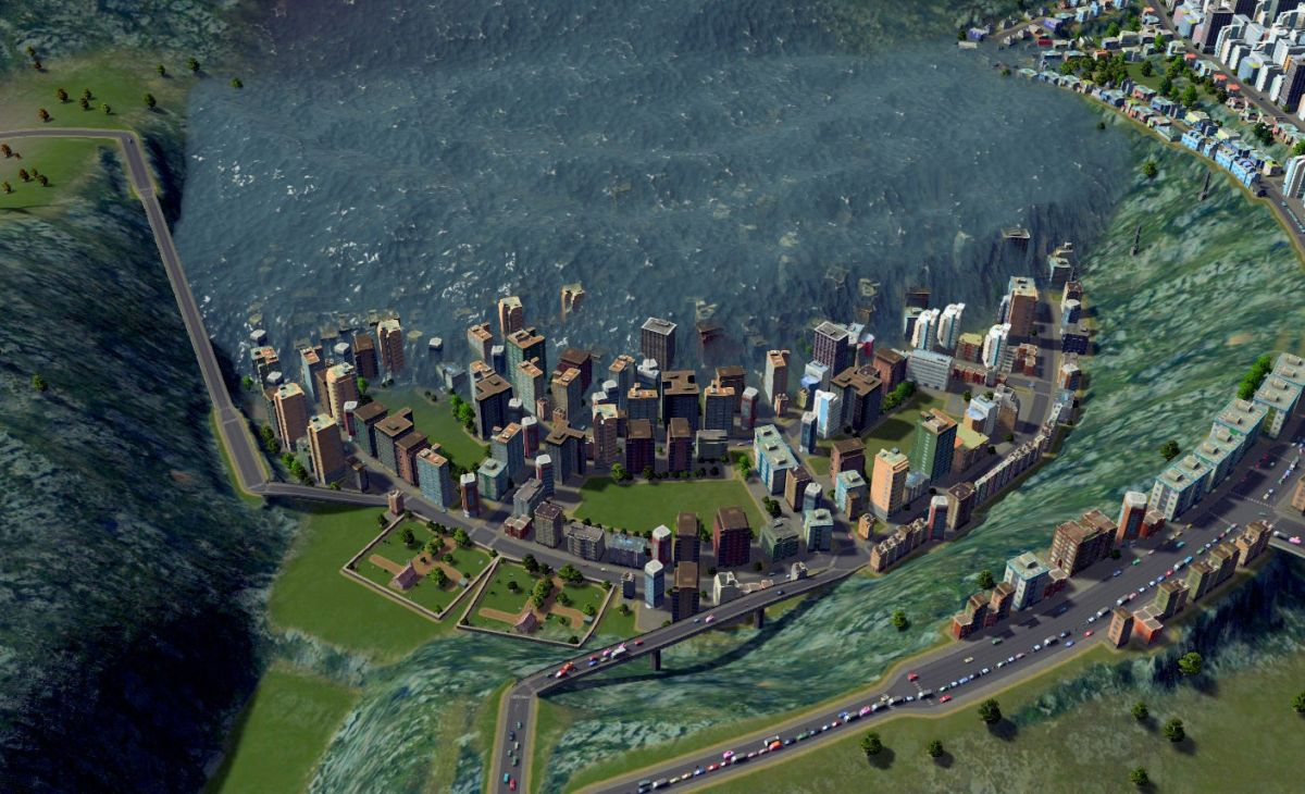 The worst places to live in Cities: Skylines