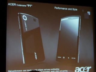 Acer planning to launch Android phone?
